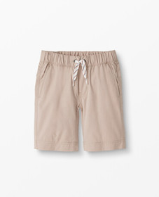 Hanna Andersson Woven Camp Shorts