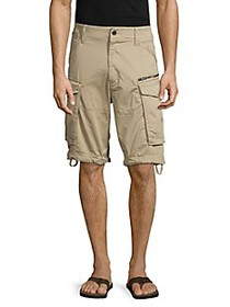 G-Star RAW Rovic Stretch Cotton Cargo Shorts