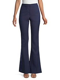 Alexander McQueen Tux Flared Trousers