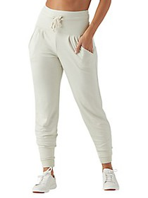 Glyder High-Waist Tapered Joggers