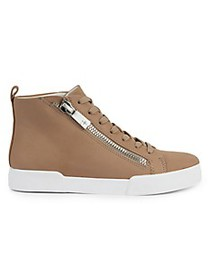 Kenneth Cole New York Tyler Suede High-Top Sneaker