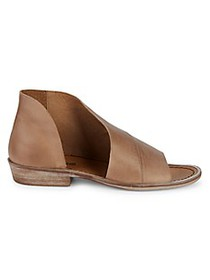 Free People Wrap Leather Sandals