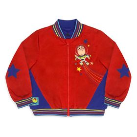 Disney World of Pixar Bomber Jacket for Toddlers