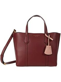 Tory Burch Perry Small Triple-Compartment Tote