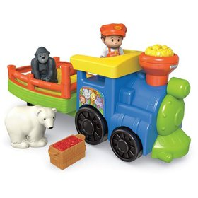 Fisher-Price Little People Choo-Choo Zoo Train, Pr