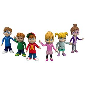 Fisher-Price Alvin & the Chipmunks, We're the Chip