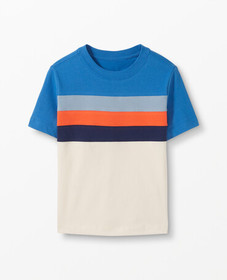 Hanna Andersson Colorblocked Tee