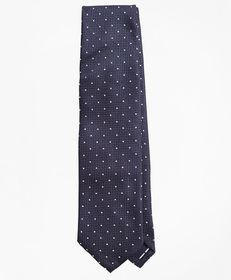 Brooks Brothers Golden Fleece® Fine Dotted Wool-Si