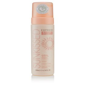 Sunkissed Self Tan Mousse Express 1 Hour Tan