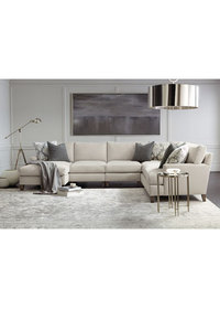 Bernhardt Mila Right Armed Chaise Sectional