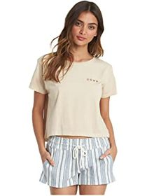 Roxy In the Mountains Short Sleeve Tee