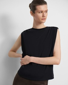 Utility Tee in Cotton