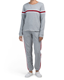 ANOTHER LOVE Athletic Sweatsuit Collection
