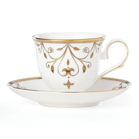 Lenox Opal Innocence Scroll™ Cup and Saucer