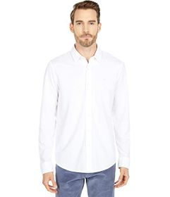 Dockers Long Sleeve 360 Ultimate Button-Up Shirt
