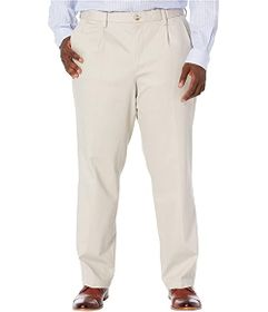 Dockers Big & Tall Classic Fit Signature Khaki Lux