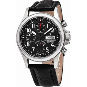 Revue ThommenAirspeed Chronograph Automatic Black