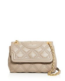 Tory Burch - Fleming Quilted Leather Shoulder Bag