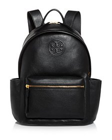 Tory Burch - Perry Bombé Leather Backpack