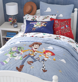 Pottery Barn Kids Bedding
