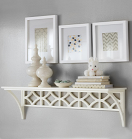 Pottery Barn Decor & Art