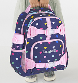 Pottery Barn Backpacks & Lunch