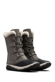 Sorel Out N About Faux Shearling Lined Tall Waterp
