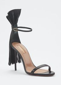 Aquazzura Whip It 105mm Sandals
