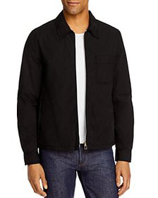 PS Paul Smith - Zip-Front Regular Fit Shirt Jacket