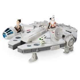 Disney Millennium Falcon Play Set – Star Wars Toyb