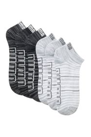 PUMA Non-Terry Low Cut Socks - Pack of 6