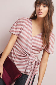 Anthropologie Sweetwater Top