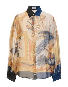 SALVATORE FERRAGAMO - Patterned shirts & blouses
