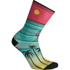 Smartwool SmartwoolCurated Surfing Flamingo Crew S