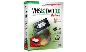 VHS To DVD 3.0 Deluxe (OLD VERSION)