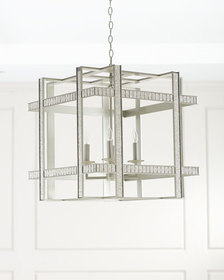 Hazel Mirrored Lantern