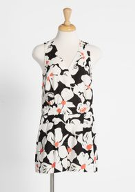 ModCloth ModCloth Just Want to Have Sun Surplice R