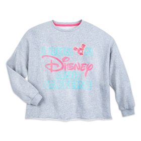 Disney Mickey Mouse ''Disney and Caffeine Pullover