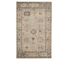 Pottery Barn Milena Hand-Knotted Wool Rug
