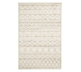 Pottery Barn Carleigh Hand-Knotted Rug