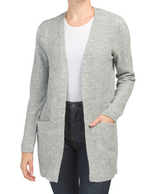 LIZ CLAIBORNE Two Pocket Cardigan