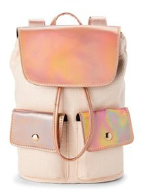 No Boundaries Mini Flap Backpack