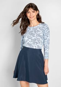 ModCloth ModCloth Adore to the Core Knit Pullover