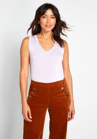 ModCloth ModCloth Endless Possibilities Tank Top L