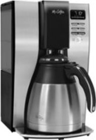 Mr. Coffee - 10-Cup Coffee Maker with Thermal Cara