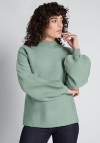 ModCloth ModCloth Casual Keeper Pullover Sweater G