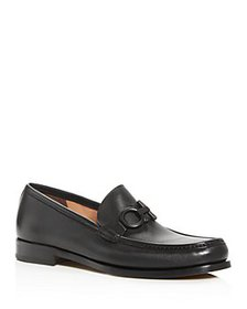 Salvatore Ferragamo - Men's Rolo Gancini Bit Leath