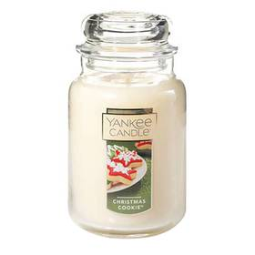 Yankee Candle® 22oz. Christmas Cookie Jar Candle
