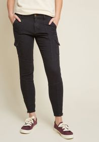 ModCloth The Portland Pant in Black