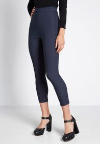 ModCloth ModCloth The Manhattan Pant in Navy